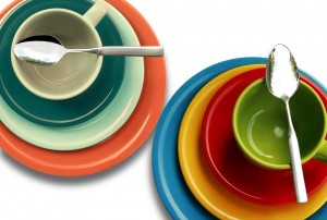 rummage plates