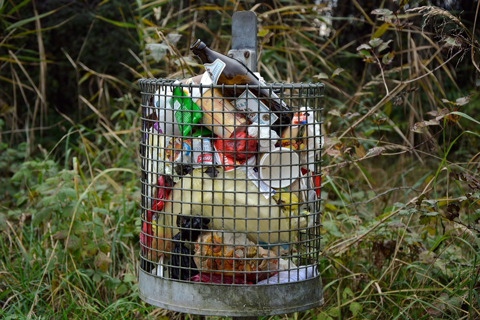 Sick of looking at trash? Join us for our Roadside Clean Up.
