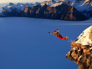 precipice-jump
