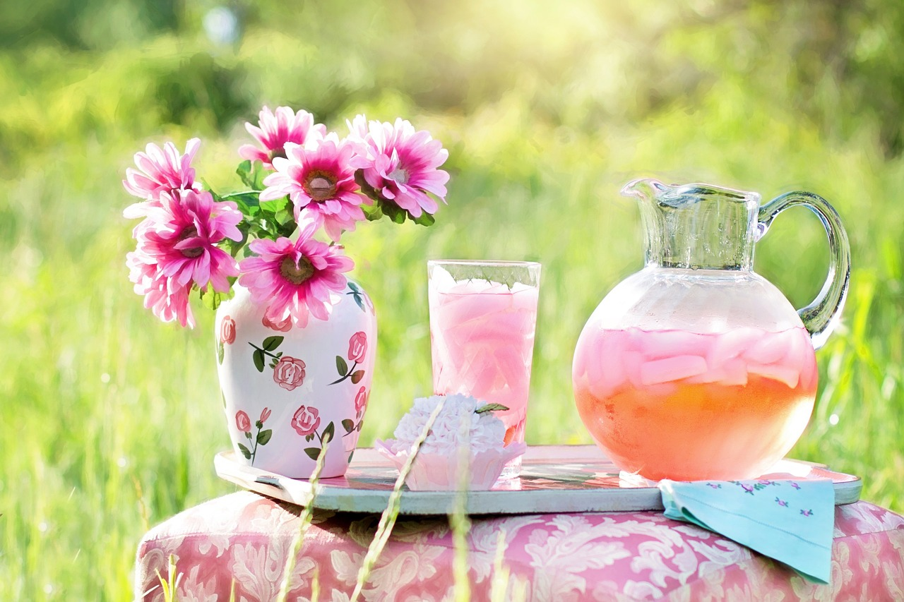 Garden Club's Spring Tea Time