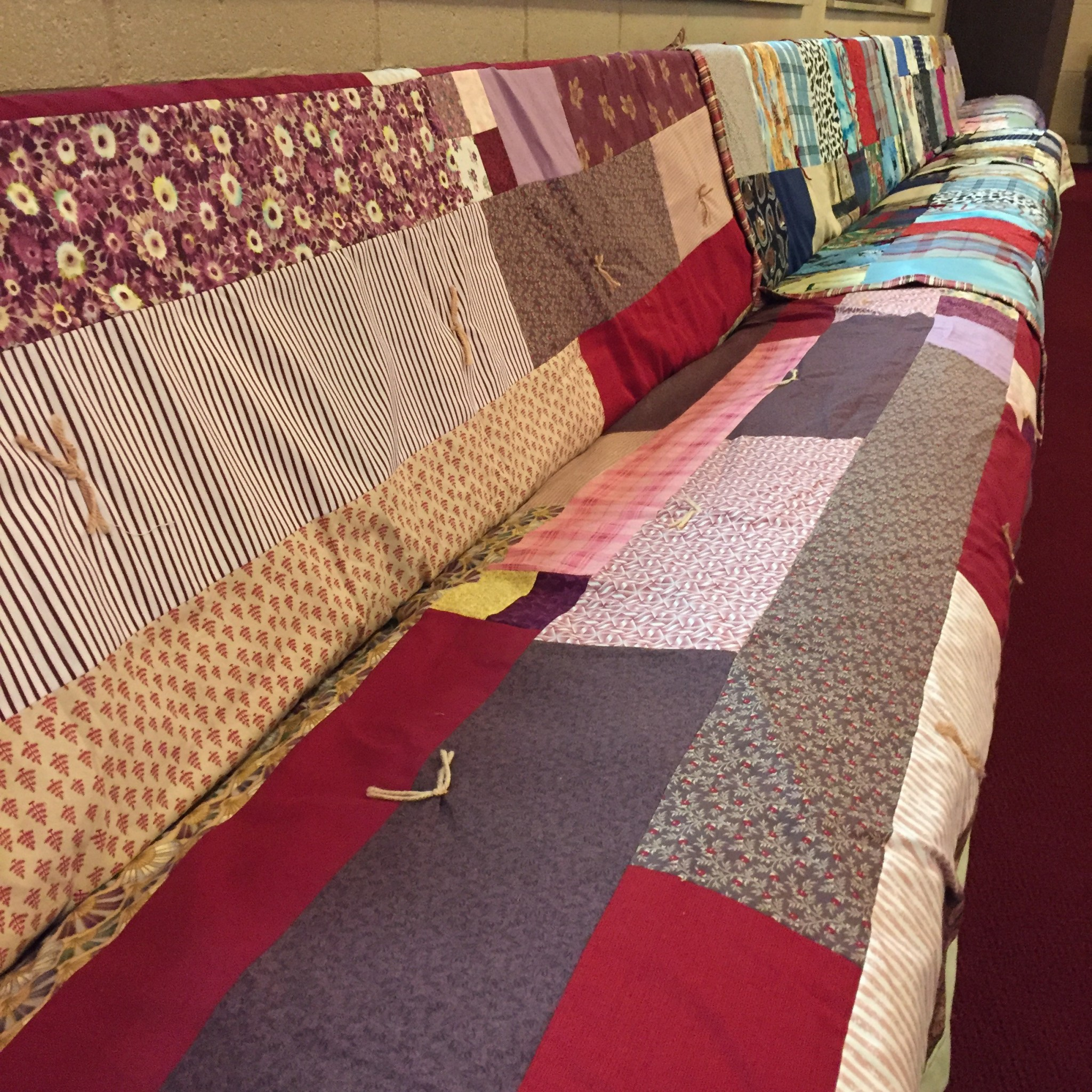 Quilts Crafted with Love and Prayer
