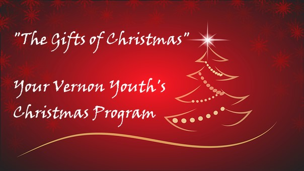 """The Gifts of Christmas"" Youth Program"