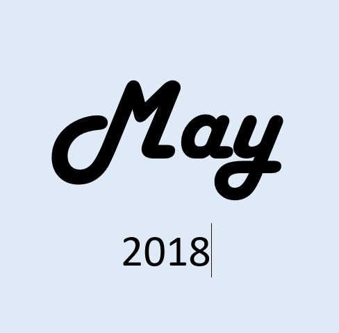 May 2018 Youth Connections