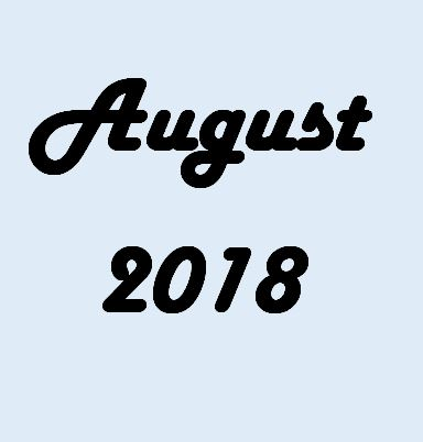 2018 August Youth Connections
