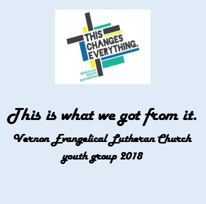 Recaps of the 2018 ELCA Youth Gathering