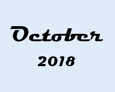 2018 October Youth Connections