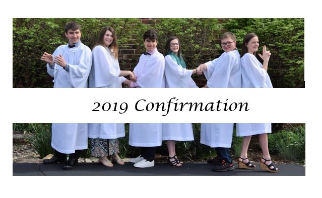 2019 Affirmation of Baptism/Confirmation