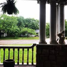 Porched, not Parched